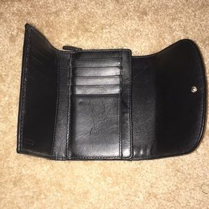 Bags - Trifold coach wallet